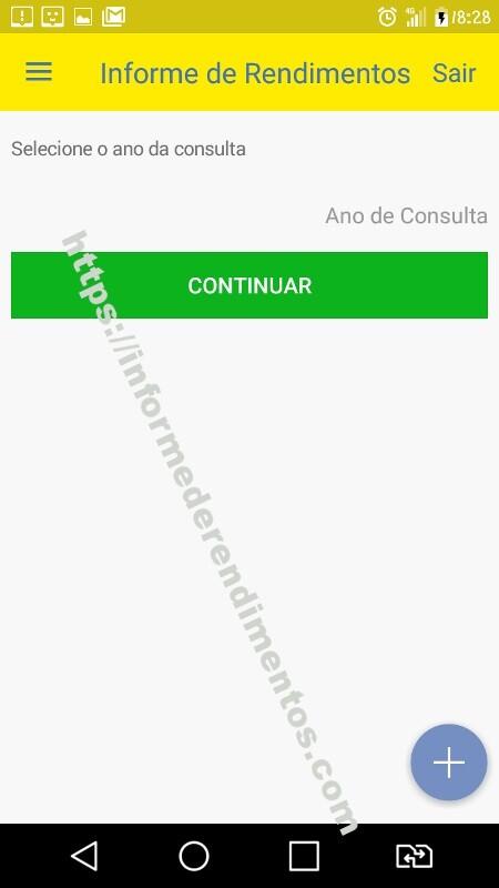 informe rendimentos bb aplicativo