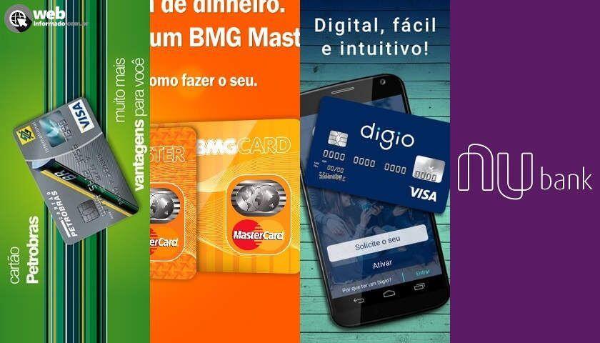 melhores cartoes de credito sem anuidade