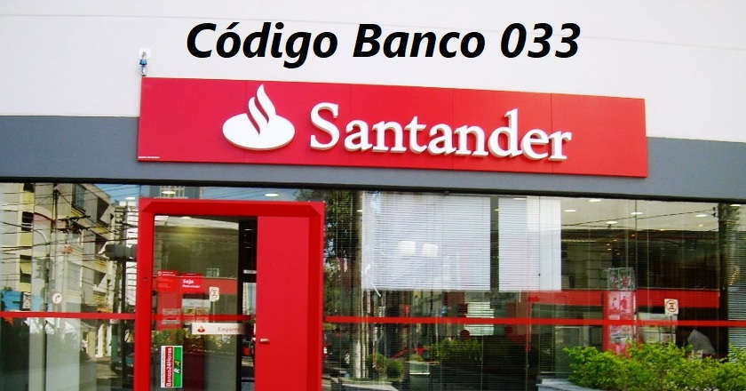 codigo banco santander 033 banco 033